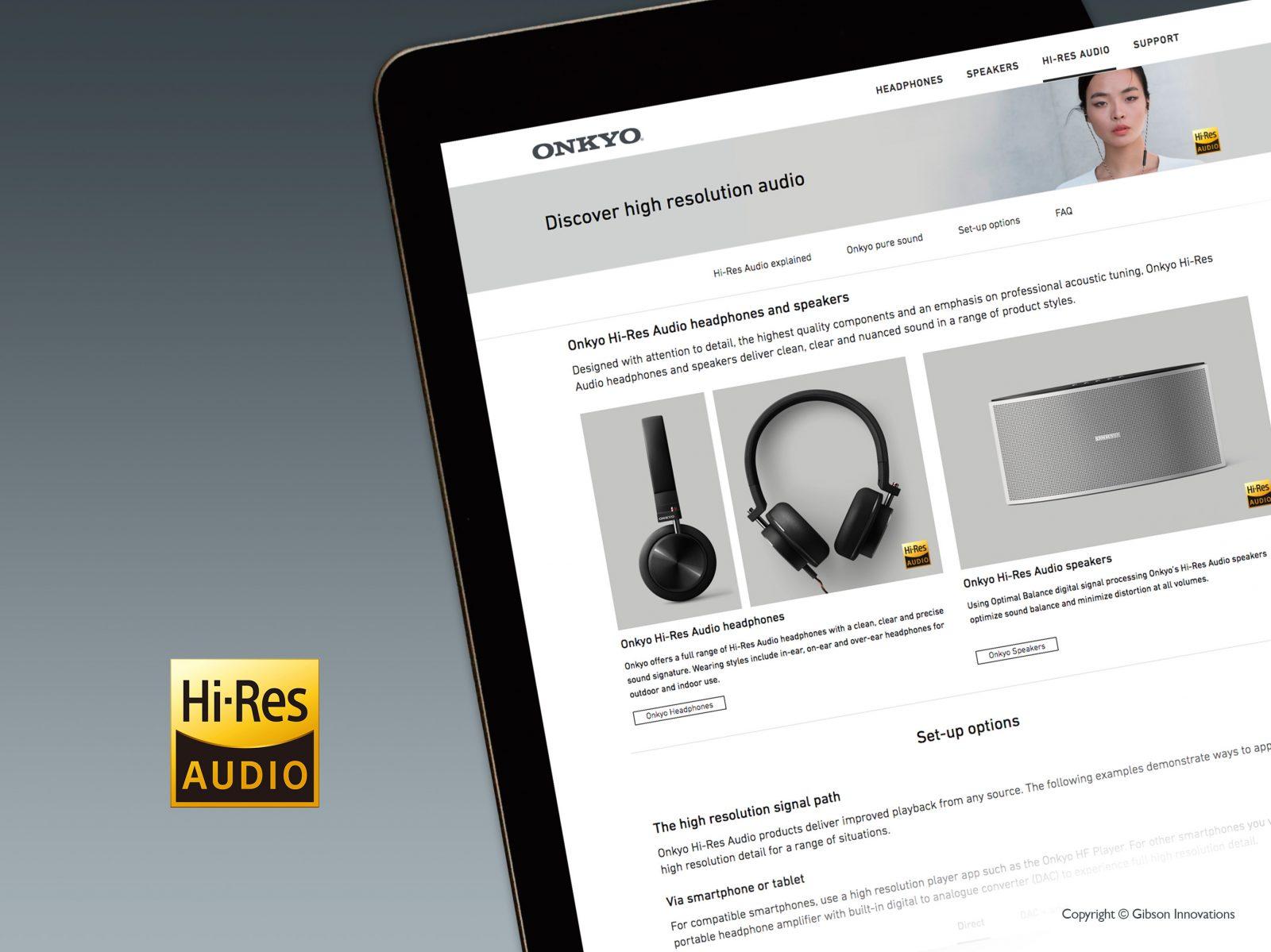 Creating content for Hi-Res Audio